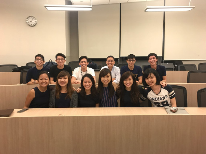 Introducing the Singapore Chapter