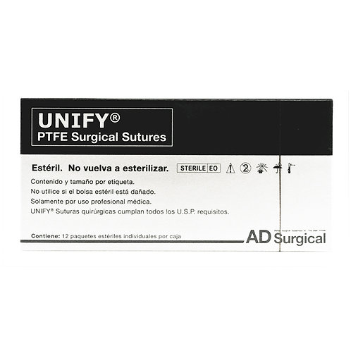 UNIFY PTFE Surgical Sutures