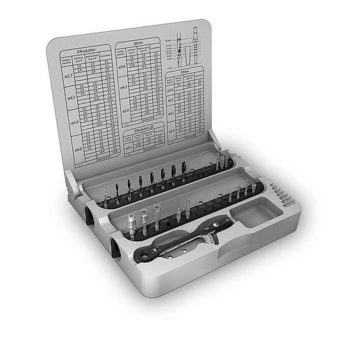 JD Aluminum Surgical Kit