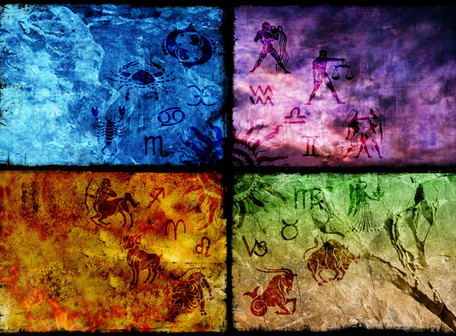 Os Quatro Elementos: como descobrir se eles estão em equilíbrio a partir do Mapa Astral