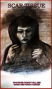 Scar Tissue Poster A Woman Picasa.jpg