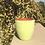 "Thumbnail: Terracotta Green Planter - 4.5"""