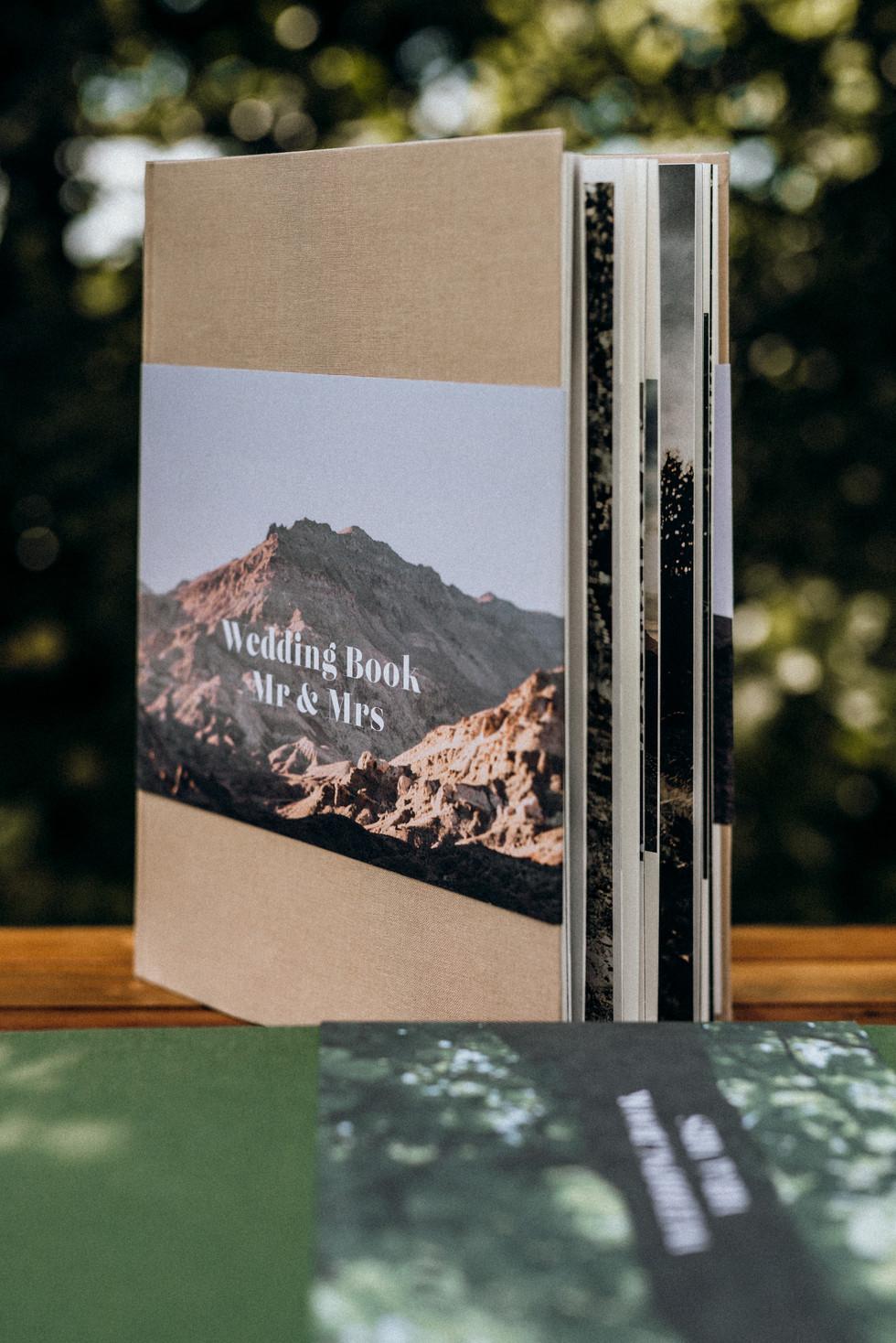 Hochzeitsbuch A4