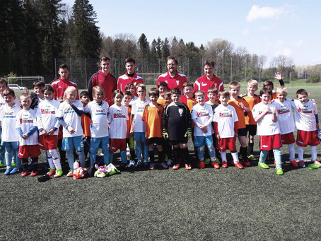 F-Junioren Turnier in Pfyn