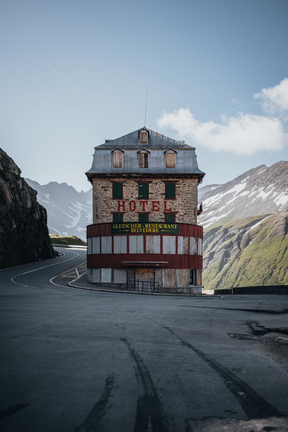 Furkapass, Jan Keller Photography