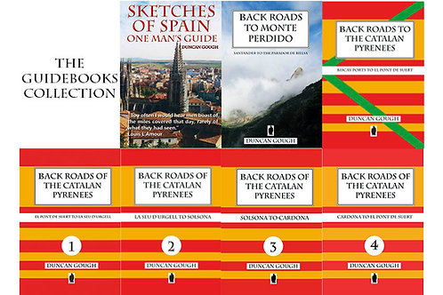 The guidebooks collection
