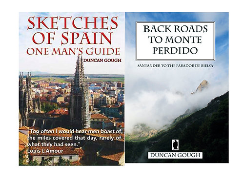 Back Roads to Monte Perdido and Sketches of Spain