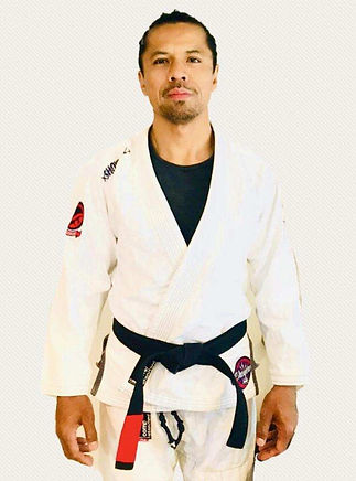 A picture of Nick Hueth, instructor at Northwest Jiu-Jitsu Academy