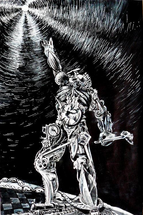 """Картина """"Человечество"""""""