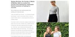 Create Glos, Madia Matilda, Sustainable