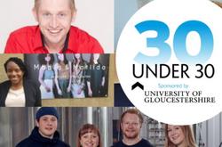 30 under 30 - Gloucestershire live, shal