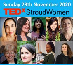 TedX Stroud Women, Shalize Nicholas