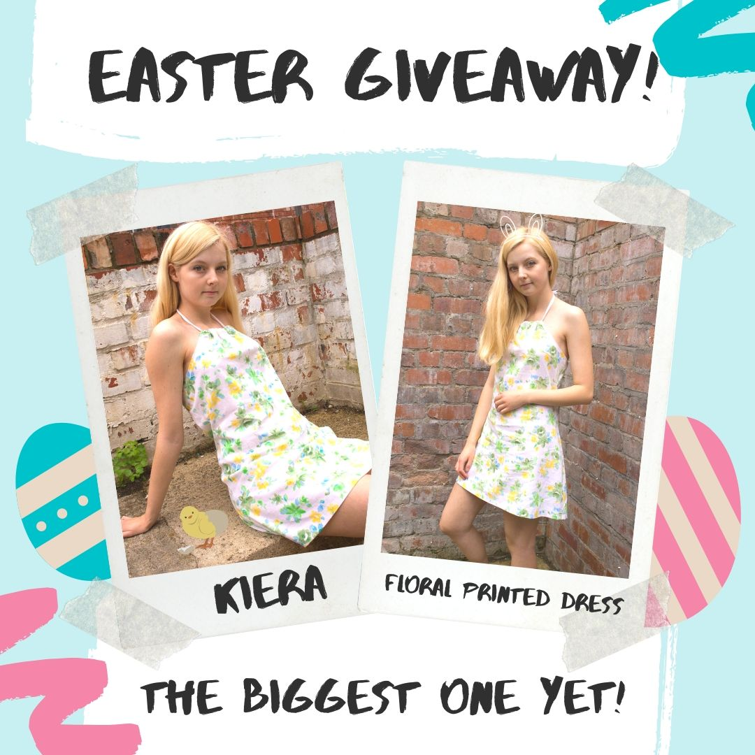 Easter Giveaway - Double Simple White 4.
