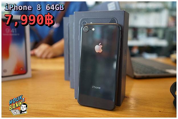 (used) iPhone 8 . 64 gb