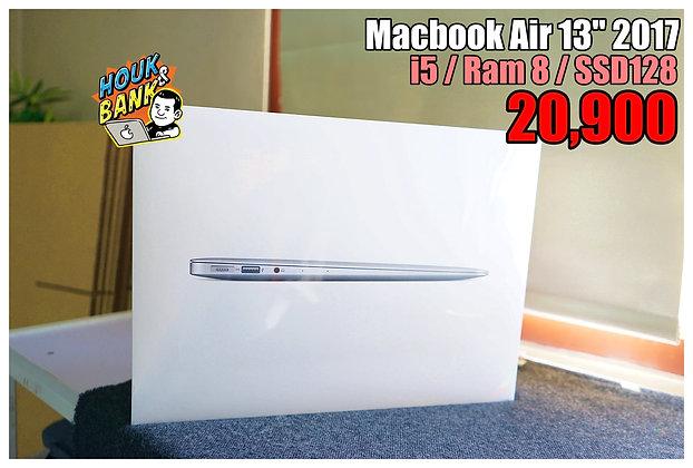 """Macbook Air 13"""" 2017 ของใหม่ประกันศูนย์ 1 ปี"""
