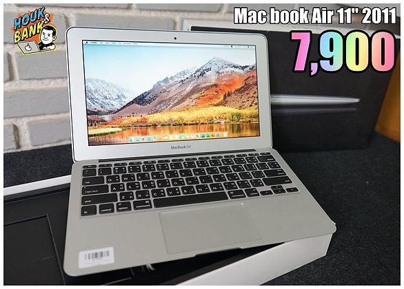 """Macbook Air11"""" 2011 มือสองสภาพดี"""