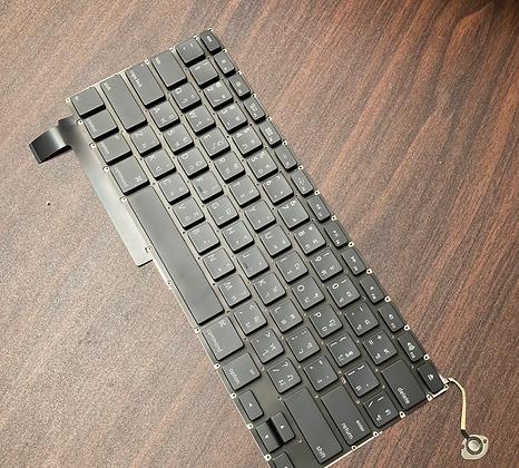 "Keyboard US-TH MacBook Pro 15""A1286"