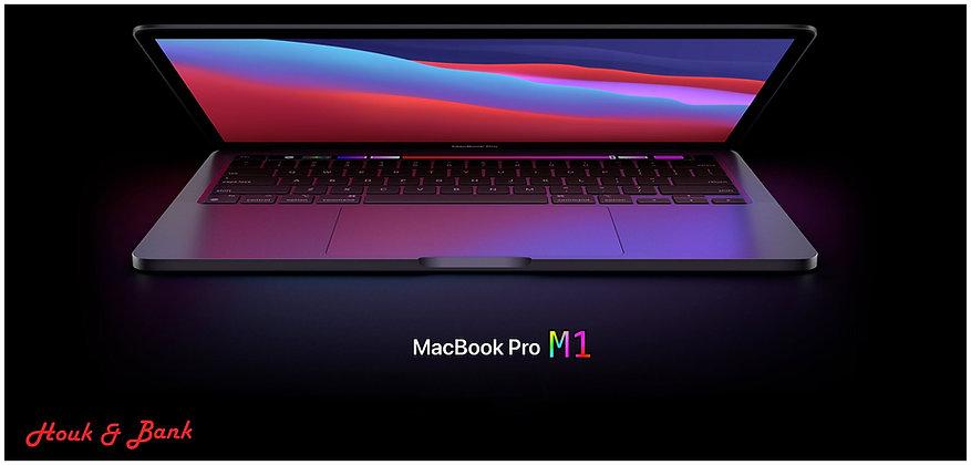 Macbook Pro M1 ของใหม่ประกันศูนย์ไทย