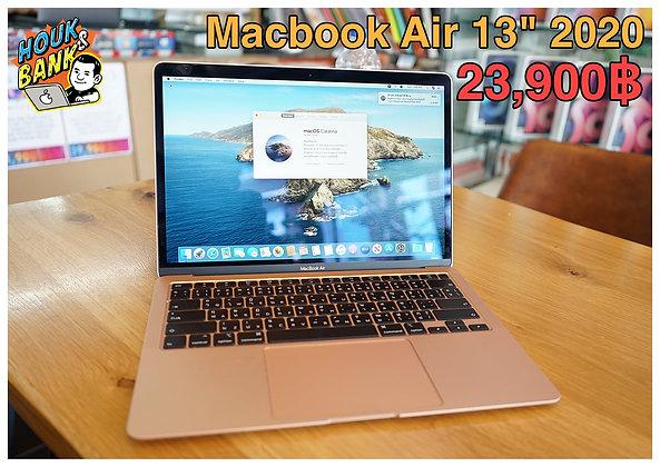 """Macbook Air 13"""" 2020 มือสองครบกล่องสภาพสวย"""