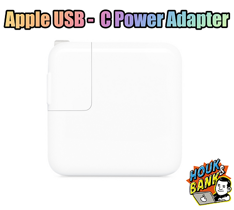 Apple USB - C  Power Adapter  30 W