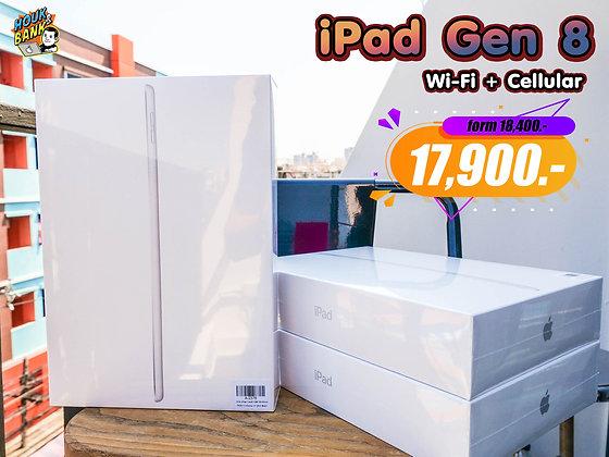 iPad gen 8 128GB Wifi+Cell