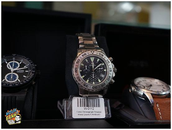 นาฬิกา Cyma Chronograph