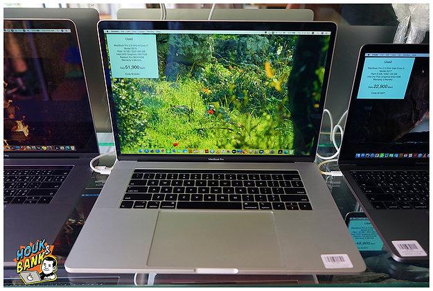 """Macbook Pro 15"""" 2018 มือสองรุ่นท็อปของปี"""