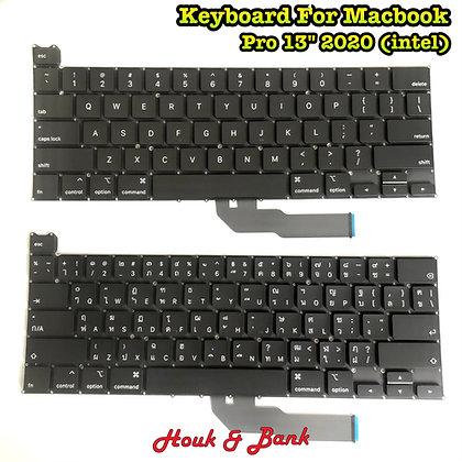 """Keyboard For MacBook Pro 13"""" 2020 (intel)"""