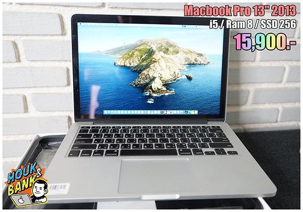"""Macbook Pro 13"""" จอ Retina ปี 2013 มือสองราคาถูก"""