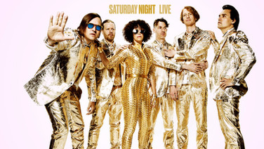 Creating SNL: Arcade Fire