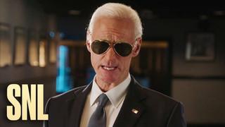 Jim Carrey Suits Up as Joe Biden