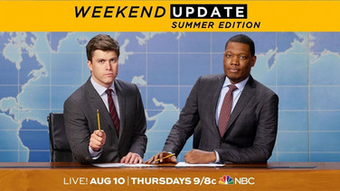 Weekend Update Summer Edition