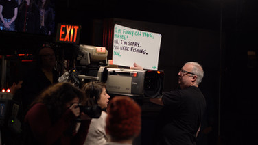 Creating SNL - Cue Cards