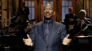 Eddie Murphy Returns to SNL