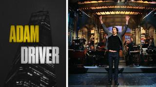 Adam Driver Returns to SNL