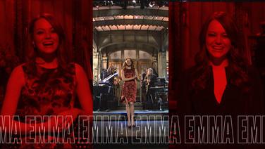 Emma Stone Returns to SNL!