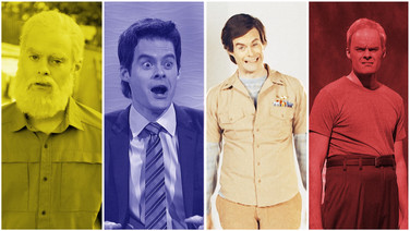 Bill Hader is Back