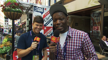 Weekend Update at the RNC