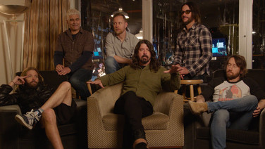 Creating SNL: Foo Fighters