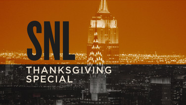 SNL Thanksgiving Special