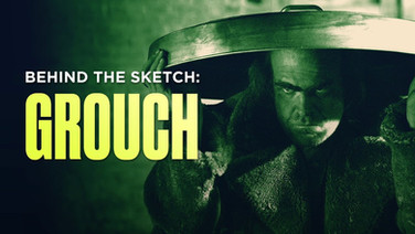 Behind the Sketch: Grouch (Joker Parody)