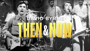 SNL Then & Now: David Byrne