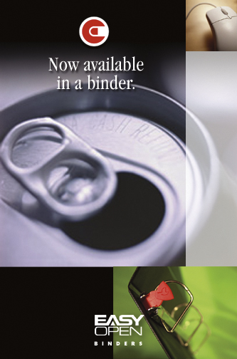 EasyOpen concept ads