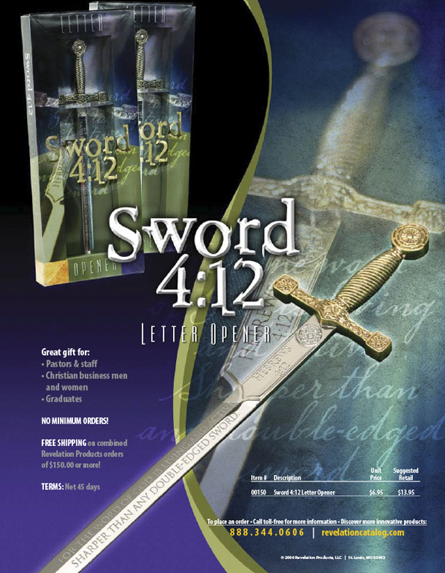 Sword 4:12 sell sheet