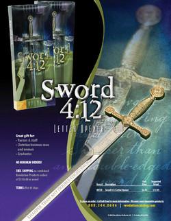 Sword 4:12 sell sheet