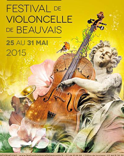 affiche 2015 Festival International de V