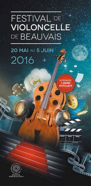 affiche 2016 Festival International de V