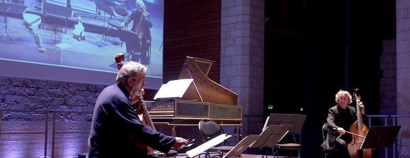 Jordi Savall interview et concert 2019 -