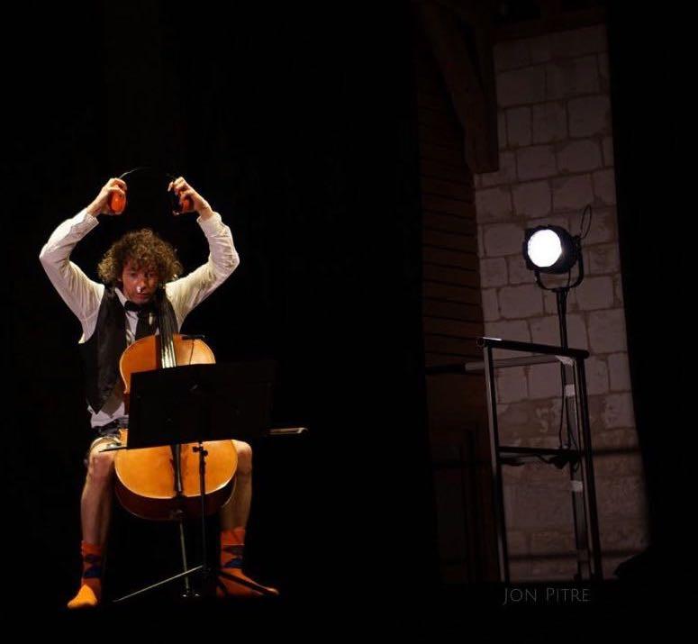 Tonycello 1 Beauvais Festival Violoncelle