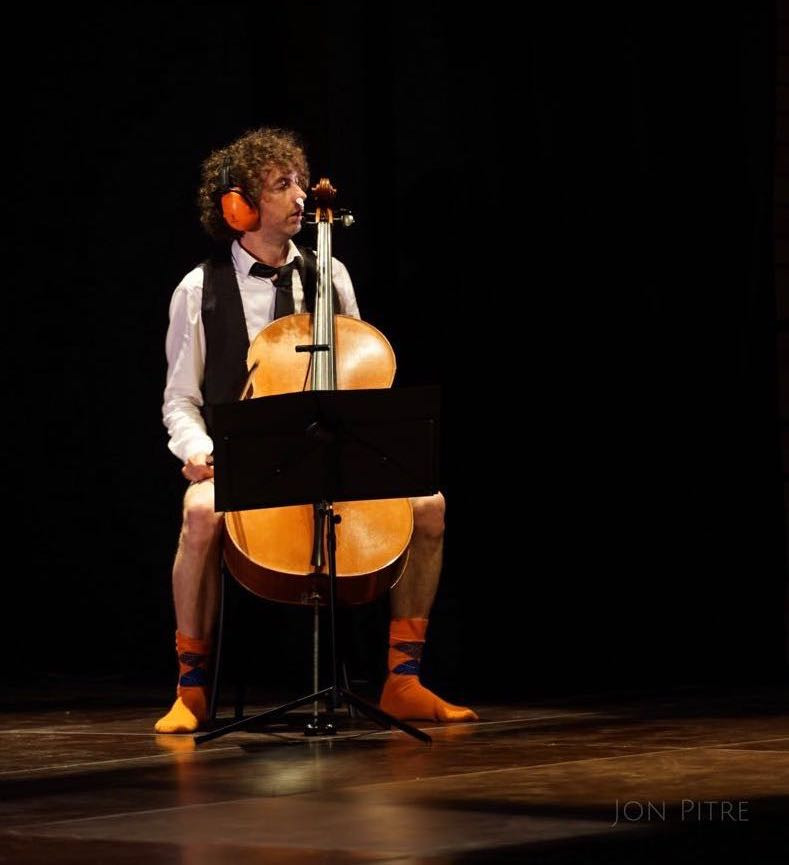 Tonycello 5 Beauvais Festival Violoncell